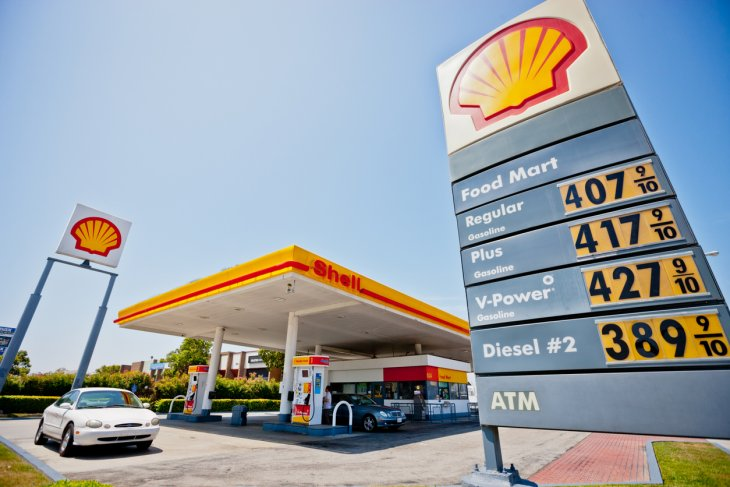 Cheapest states to get gas from in US