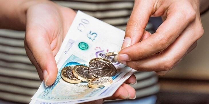 Countries where residents still use cash the most