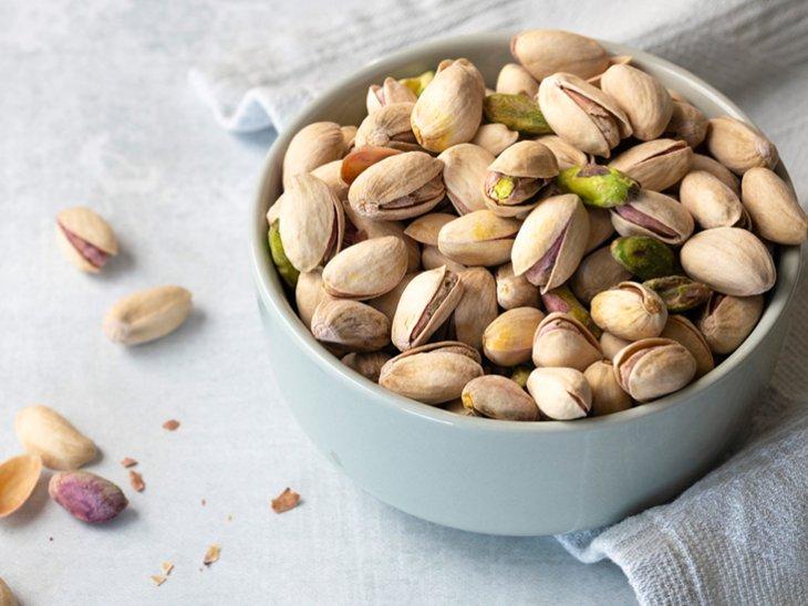 9 proven health benefits of Pistachios