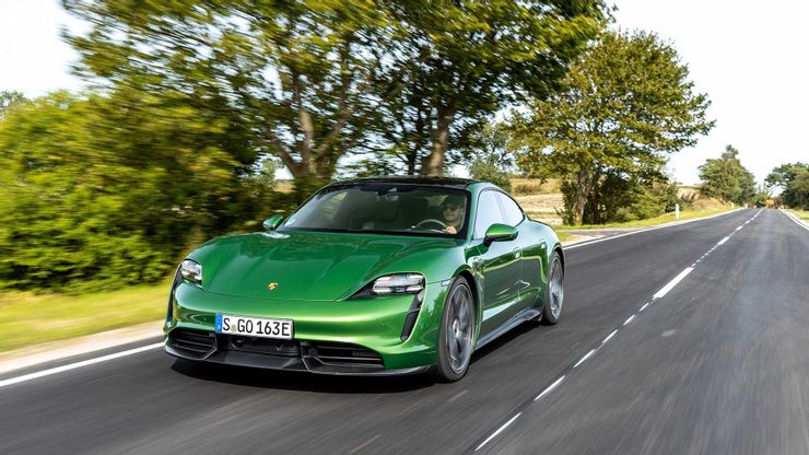 Why you might prefer Porsche Taycan over Tesla