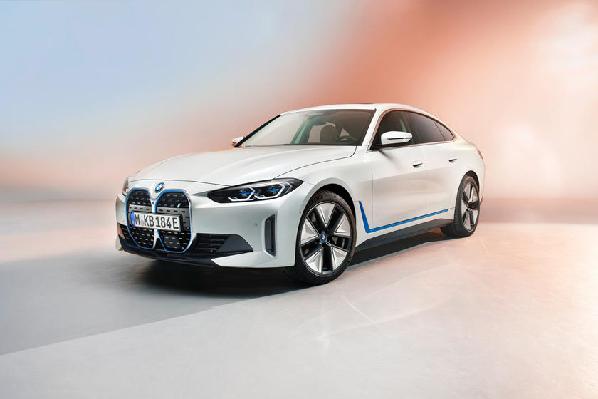 The BMW i4 will change the electric car world
